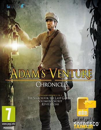 دانلود بازی Adams Venture Origins برای PC