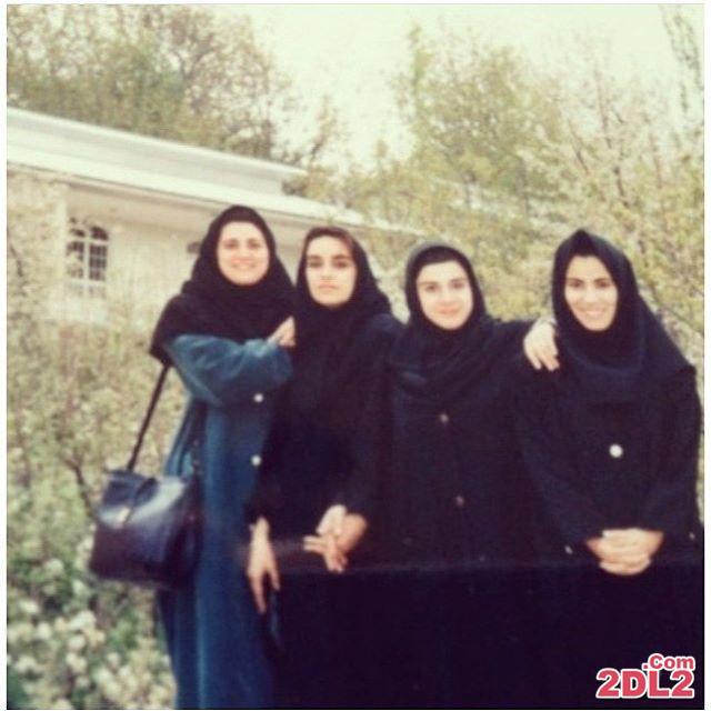 مجری زن تلویزیون عکسی از دوران دبیرستانش را منتشر کرد