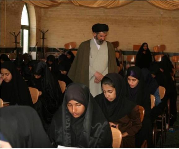 آزمون نهايي بيست و چهارمين دوره مسابقات درسهايي از قرآن