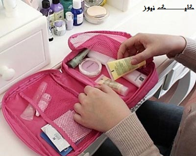 راهنمای چمدان بستن به روش متخصصان پوست