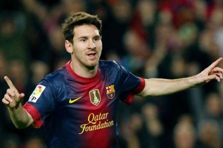 بهترین بازیکن جهان از نظر لیونل مسی