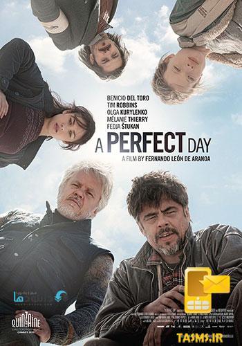 دانلود فیلم A Perfect Day 2015