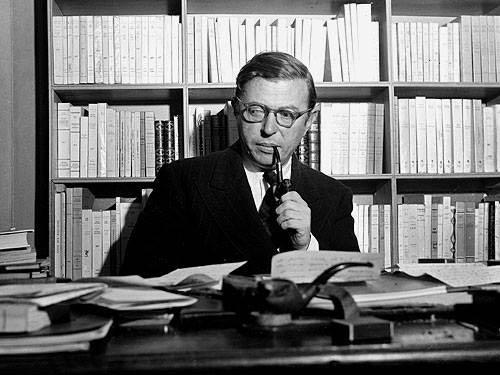 ژان پل سارتر