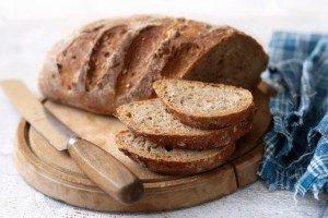 نان سبوس دار خانگی درست کنید!!
