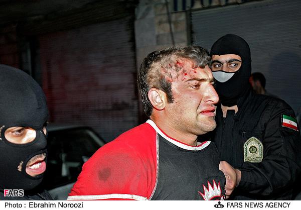 موسی ملکی در زندان