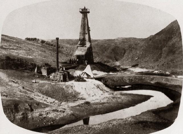 آلبوم دیده نشده از اولین اکتشافات نفت در ایران