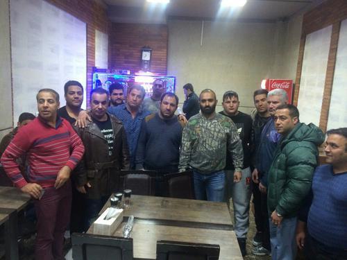 تصاویر جدید از هانی کرده اراذل و اوباش تهران