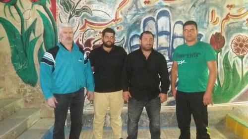 عکس های  هانی کرده ، شعبانی، محمد، شایان.