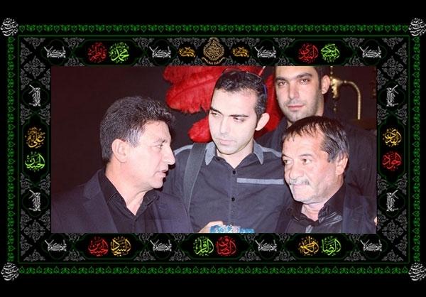 تصاویر 95 از امین آقا فرزانه لات معروف تهران