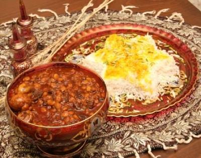اینفوگرافیک؛ معرفی 107 نوع غذای محلی ایرانی