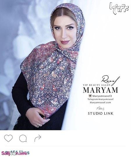 چهره های ایرانی در شبکه های اجتماعی (عکس)