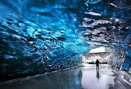 تصاویری دیدنی از غار های عجیب جهان