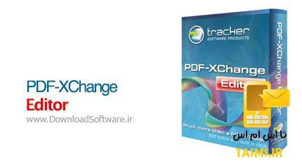 PDF-XChange Editor 6.0.317.0 + Portable ویرایش فایل های PDF