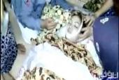 مرگ دردناک خواننده زن روی صحنه + عکس