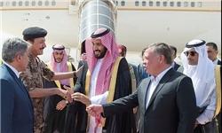 ادعاهای ضد ایرانی جانشین ولیعهد عربستان و پادشاه اردن