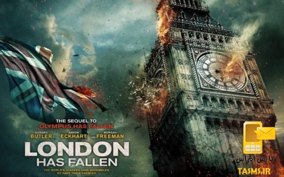 فیلم لندن کاهش یافته است 2016 - London Has Fallen 2016