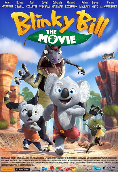دانلود فیلم Blinky Bill The Movie 2015