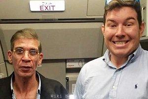 سلفی با هواپیما ربای مصری زندگی جوان انگلیسی را زیرورو کرد
