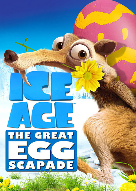 دانلود انیمیشن Ice Age: The Great Egg-Scapade 2016