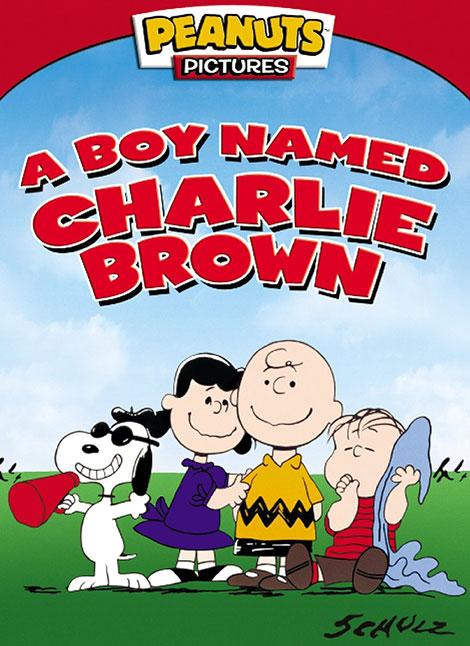 دانلود انیمیشن A Boy Named Charlie Brown 1969