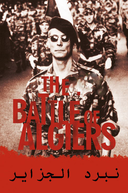دانلود فیلم دوبله فارسی نبرد الجزایر The Battle of Algiers 1966