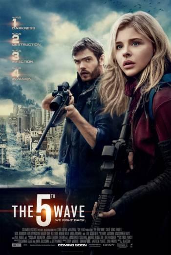 دانلود فیلم The 5th Wave 2016