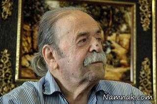 جشن تولد محمدعلی کشاورز بازیگر پدرسالار + عکس