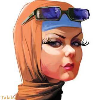 دخترانی با چهره های عروسکی در ایران + عکس