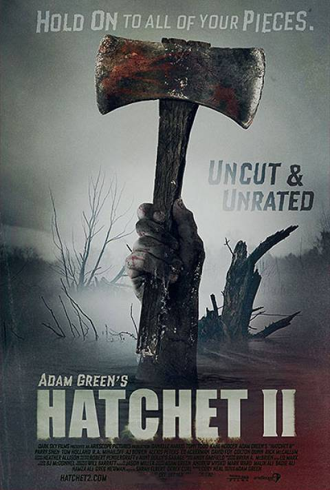 دانلود فیلم 2010 Hatchet II