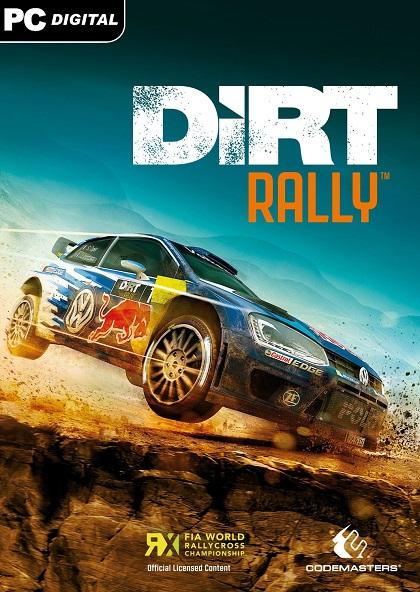 دانلود بازی DiRT Rally v1.1 برای PC