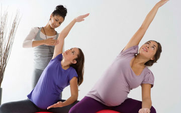 مزیت های مهم ورزش کردن در دوران بارداری