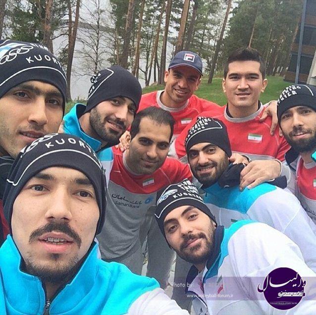 تیم ملی در فنلاند