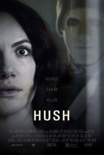 دانلود فیلم خارجی Hush 2016