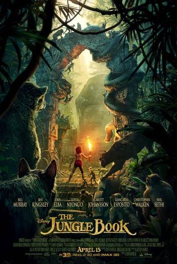 دانلود فیلم خارجی The Jungle Book 2016