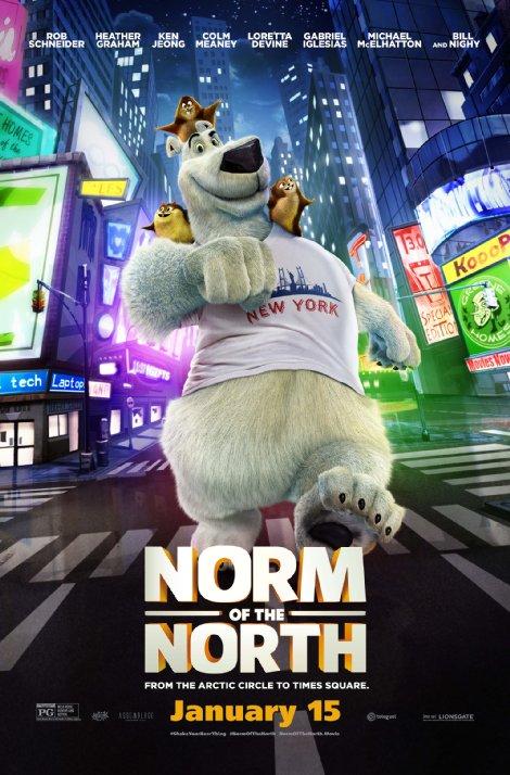دانلود انیمیشن 2016 Norm of the North