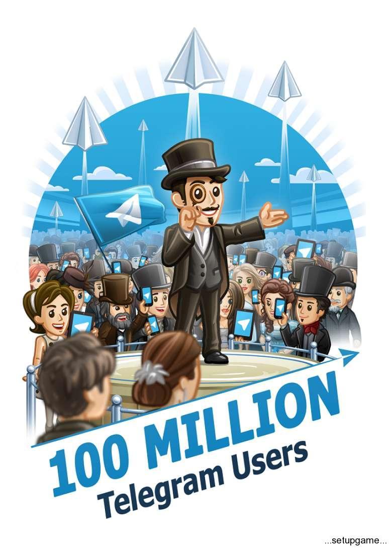 بلاخره تعداد کاربران ایرانی در تلگرام چقدر است؟