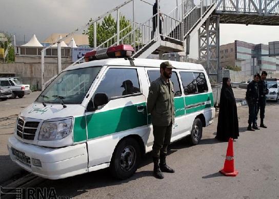 آغاز مرحله جدید گشت ارشاد در بزرگراههای تهران