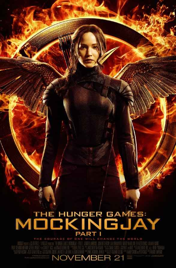دانلود فیلم The Hunger Games: Mockingjay 2014