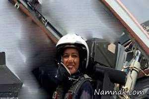 خلبان های زن عربستانی در آسمان ترکیه