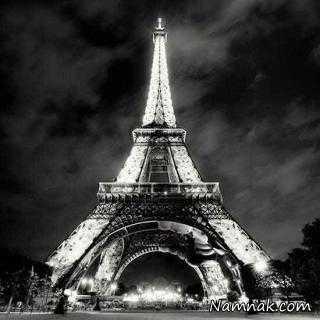 جزئیات جالب از مراحل ساخت برج ایفل فرانسه + تصاویر