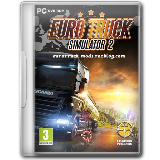 دانلود بازی euro truck simulator 2 ورژن 1.23.1