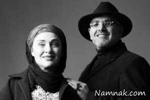 عکس های جالب رویا نونهالی در کنار همسرش