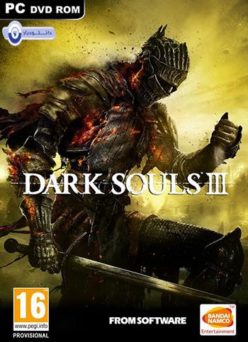 بازی Dark Souls III برای PC+دانلود
