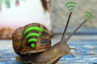 4 عامل کند شدن سرعت وای فای به همراه راه حل