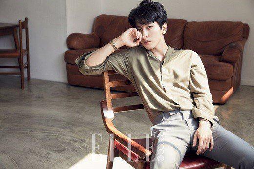 عکس کره ای Yonghwa برای مجله ی ELLe
