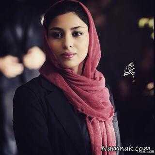 گفتگو با فتانه ملک محمدی بازیگر سریال چرخ فلک + تصاویر