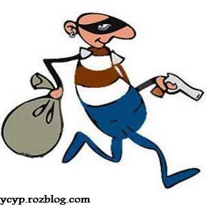 حکایت آموزنده پند دزد
