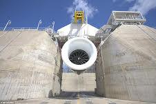 تولید و آزمایش بزرگترین موتور جت جهان