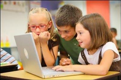 کمک به کودکان برای درک «ردپای دیجیتال»