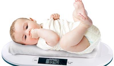 علل وزن نگرفتن کودک